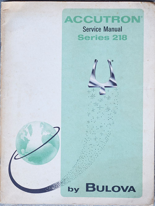 accutron 218 service manual best setting instruction guide u2022 rh ourk9 co Bulova Accutron Repair Vintage Bulova Accutron